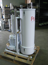 Polex high vacuum extraction system